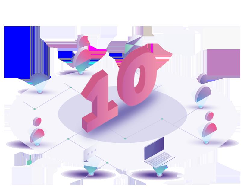 тестовый период 10 дней - Домен и хостинг